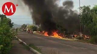 Autoridades de Michoacán se pronuncian ante emboscada en Aguililla