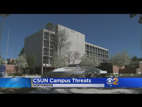 CSUN A Ghost Town On First Day Of Finals After Shooting Threats