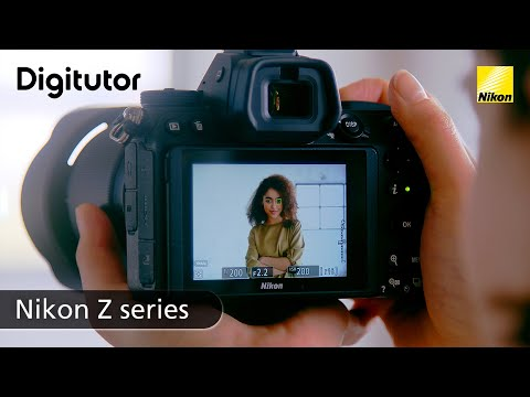 Z 7 & Z 6 - #9. Eye-Detection AF: Focusing Reliably on the Eyes of Portrait Subjects   Digitutor