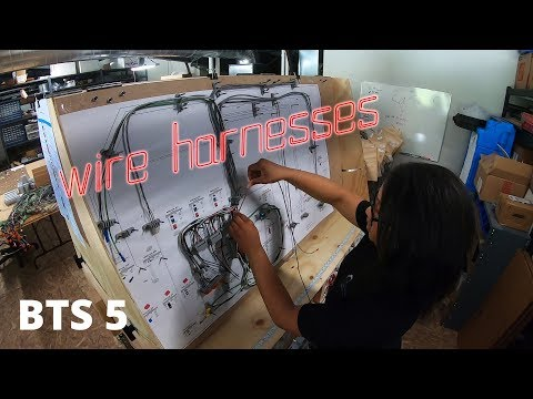 Wire Harnesses BTS #5