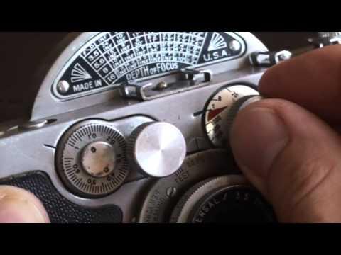 Mercury II camera
