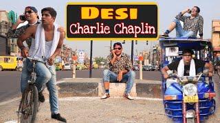 Desi Charlie Chaplin || Comedy || Pardeep Khera - Yogesh Kathuria