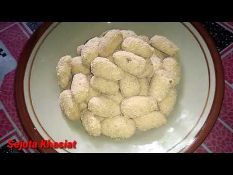 Cara Membuat Kue Kacang Bimoli Yang Enak
