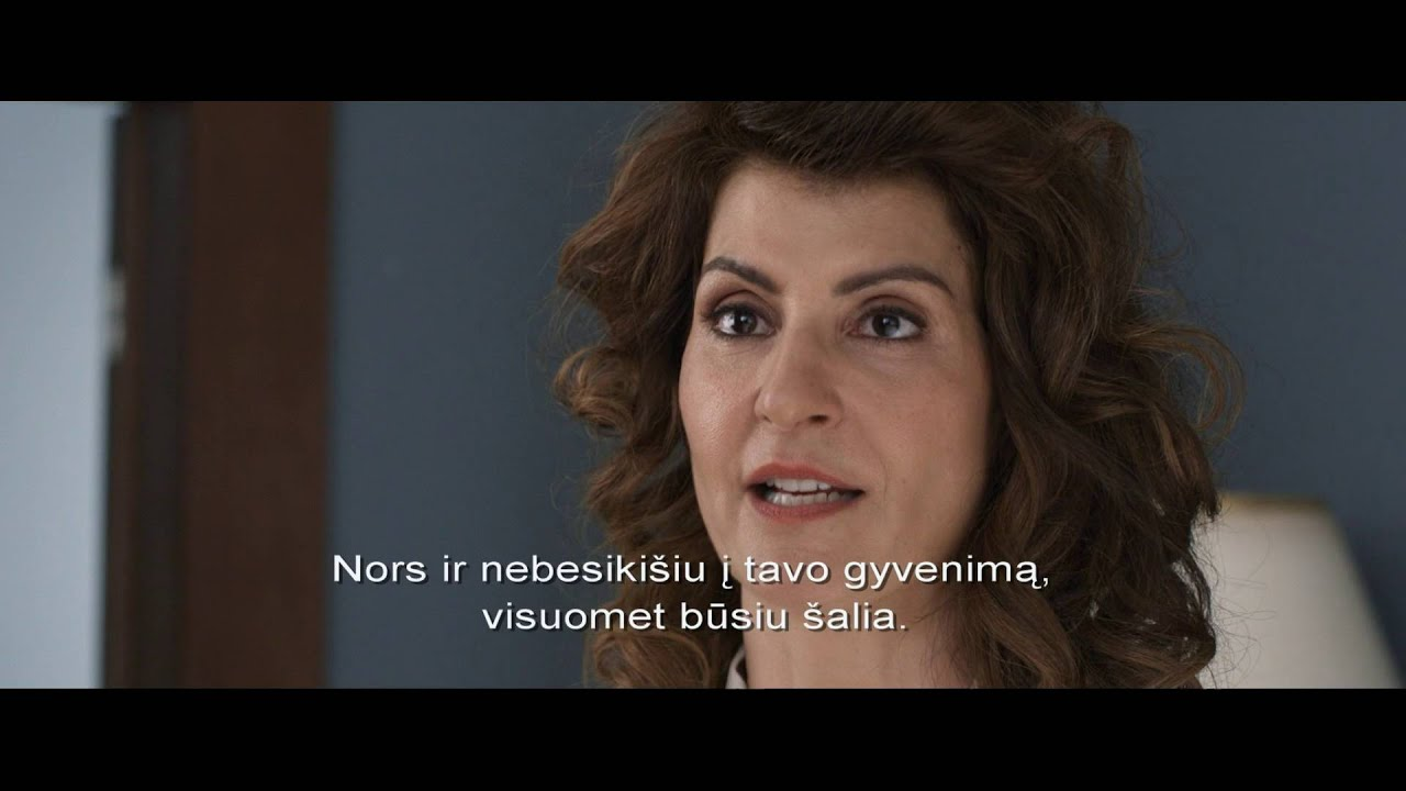 MANO DIDELĖS STOROS GRAIKIŠKOS VESTUVĖS 2 anonsas (2016)
