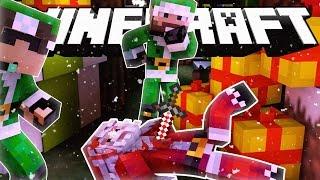 Minecraft Murder | WHO KILLED SANTA?!