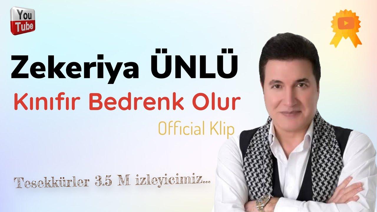 Zekeriya Ünlü - Kınıfır Bedreng Olur (Official Audio)