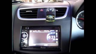 Maruti Swift VDI Music system