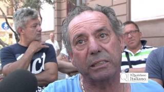Abusivi delle fornacelle dal sindaco Decaro