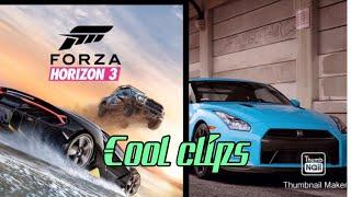 Forza Horizon 3 great clips / CloakFB1btw