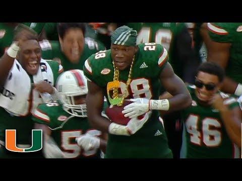 Miami Defense Throws Turnover Chain Party vs. Syracuse