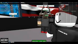 I SAW GUEST 666! ROBLOX) WWE)