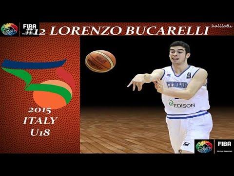 Download Lorenzo Bucarelli 2015 Italy UM18 European Championship