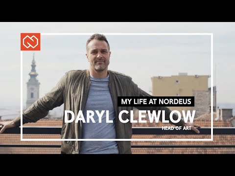 My Life at Nordeus: Daryl Clewlow, Head of Art