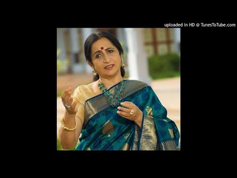 Aruna Sairam -Bhuvaneshwariya-MohanaKalyani-Adi- Muttiah Bhagavathar