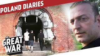 Our First Trip To WW1 Locations Was An Epic Journey I THE GREAT WAR Special