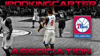 NBA 2K13 Association: Philadelphia 76ers - Ep. 11 | Final Game - Regular Season Ends With A Bang!