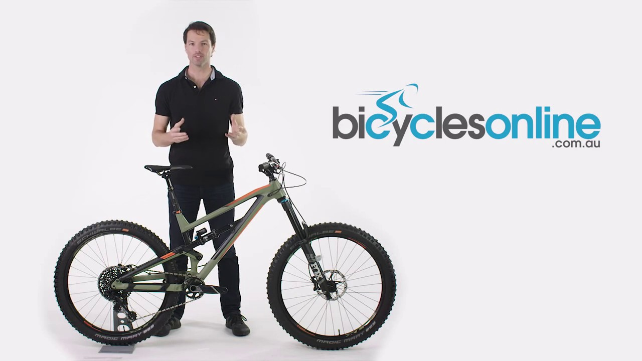 576cfb486 Polygon Siskiu N9 - Dual Suspension MTB - YouTube