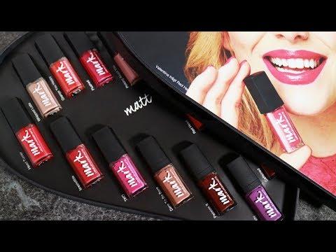 Mark By Avon Liquid Lipstick Alle 20 Farben Matt Glänzend