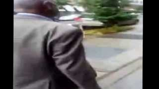 breaking news aboi sebhat neggaa confronted by journalist activist sadiq ahmed in washington dc
