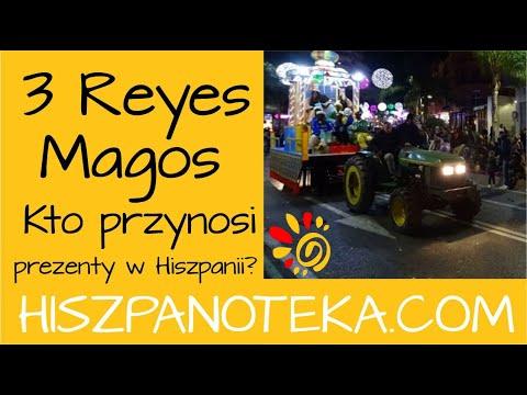 Kto Rozdaje Prezenty W Hiszpanii? Tres Reyes Magos - 3 Króli Hiszpania 6 Stycznia Hiszpanoteka