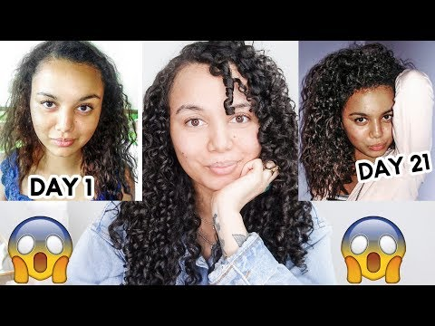 How I REALLY Fixed My Hair In 21 Days