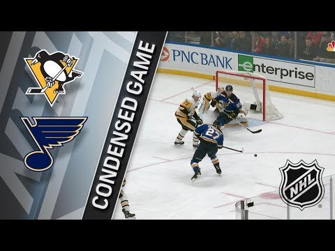 Pittsburgh Penguins vs St. Louis Blues – Feb. 11, 2018 | Game Highlights | NHL 2017/18. Обзор