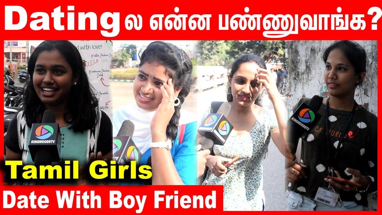 tamil dating girls