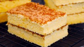 Cách Làm Bánh Bông Lan Đài Loan Mềm Thơm Cực Dễ   Feedy Món Ăn Ngon