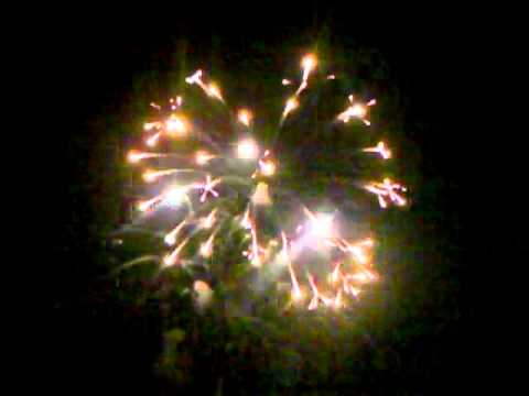 Fireworks @ Romeoville carnival