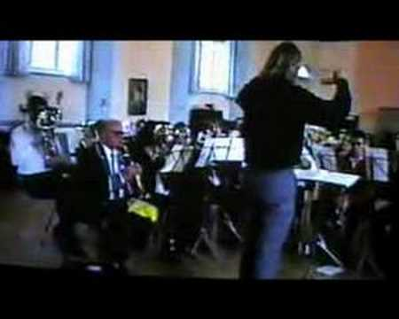 Ystradgynlais Band: Shipbuilders - Ammanford 2000
