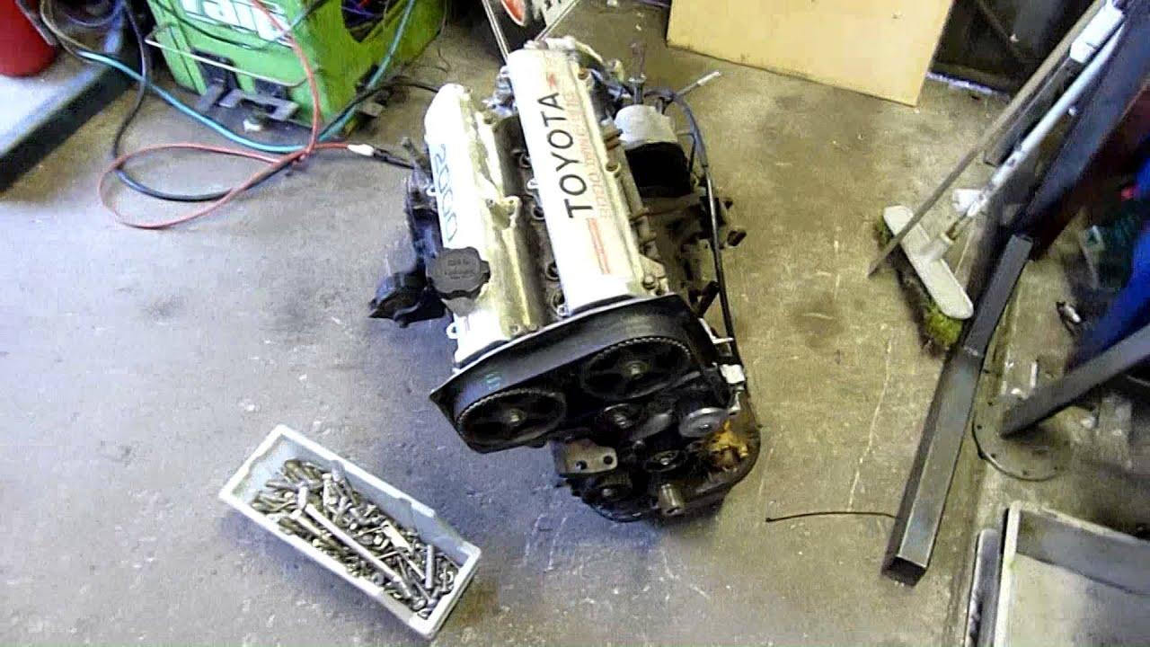 Toyota 3s Ge Engine Autopsy Pt1 Youtube Ra24 Celica Wiring Diagram