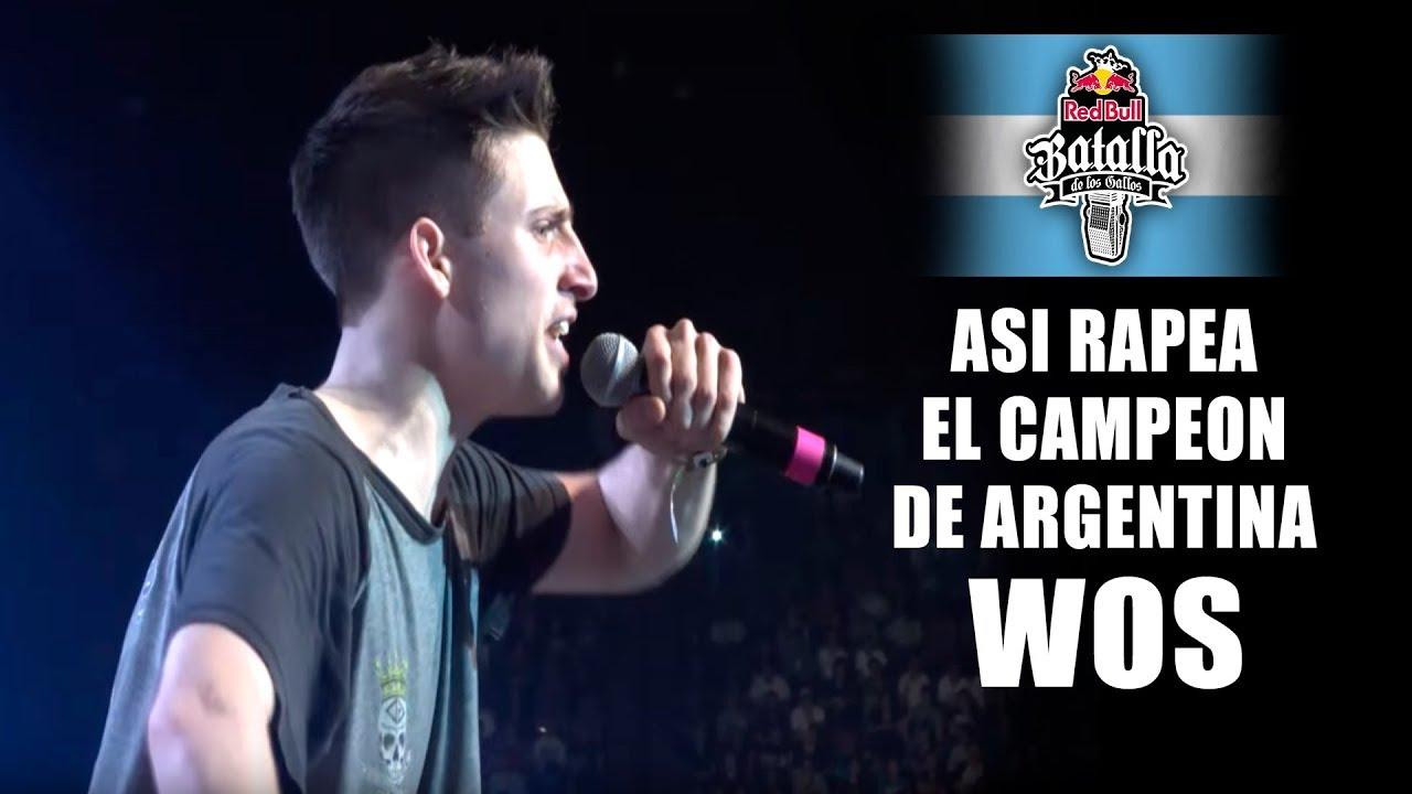 Lo Mejor De Wos Campeon De Argentina 2017 Youtube