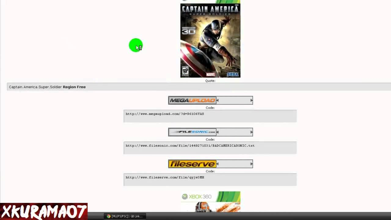 Best Website To Download Xbox 360 Games Iso Youtube