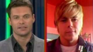E! News - Derek Hough on Footloose and Leaving DWTS 5-08-09