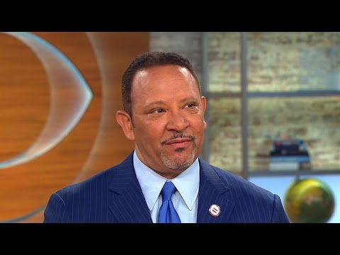 National Urban League president on fighting racial tensions
