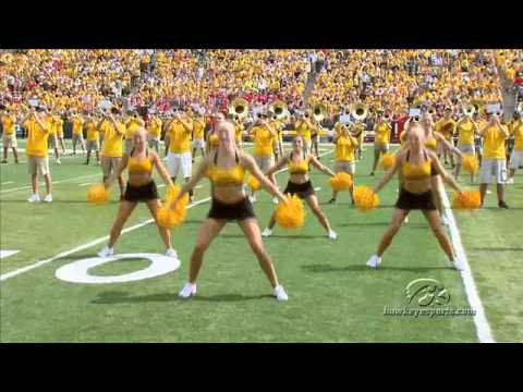 Busty iowa dance team