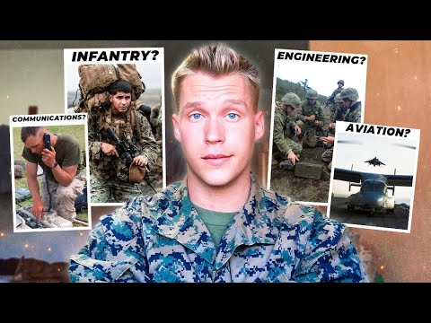 How to get the EXACT Job you want in the Marine Corps! How I Switched my MOS...