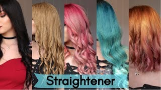 5 Things to do with a Straightener | Stella