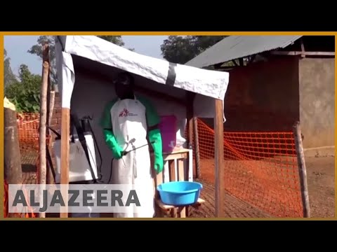 🇨🇩 WHO says DRC conflict hindering push to stem Ebola outbreak | Al Jazeera English