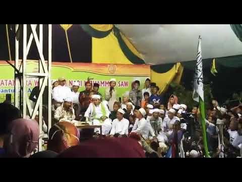 Ceramah Habib Bahar Di Kp.kasunyatan Banten
