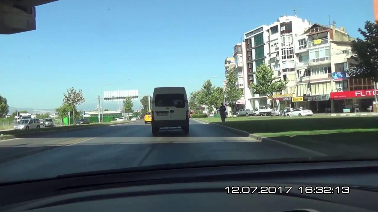 İzmir Balçova Mithatpaşa Caddesi - Aydın Otoyolu O-32