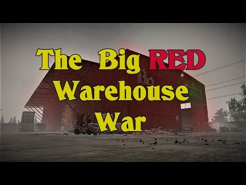 The big Red Warehouse War - Escape from Tarkov  (german) #squad