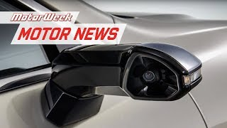 Motor News: Rear View Cameras, Luxury EVs and Chevy App