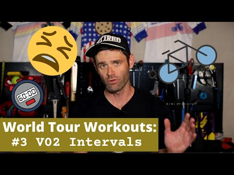 WorldTour Workouts: VO2 Intervals, How to Improve Your VO2 Power