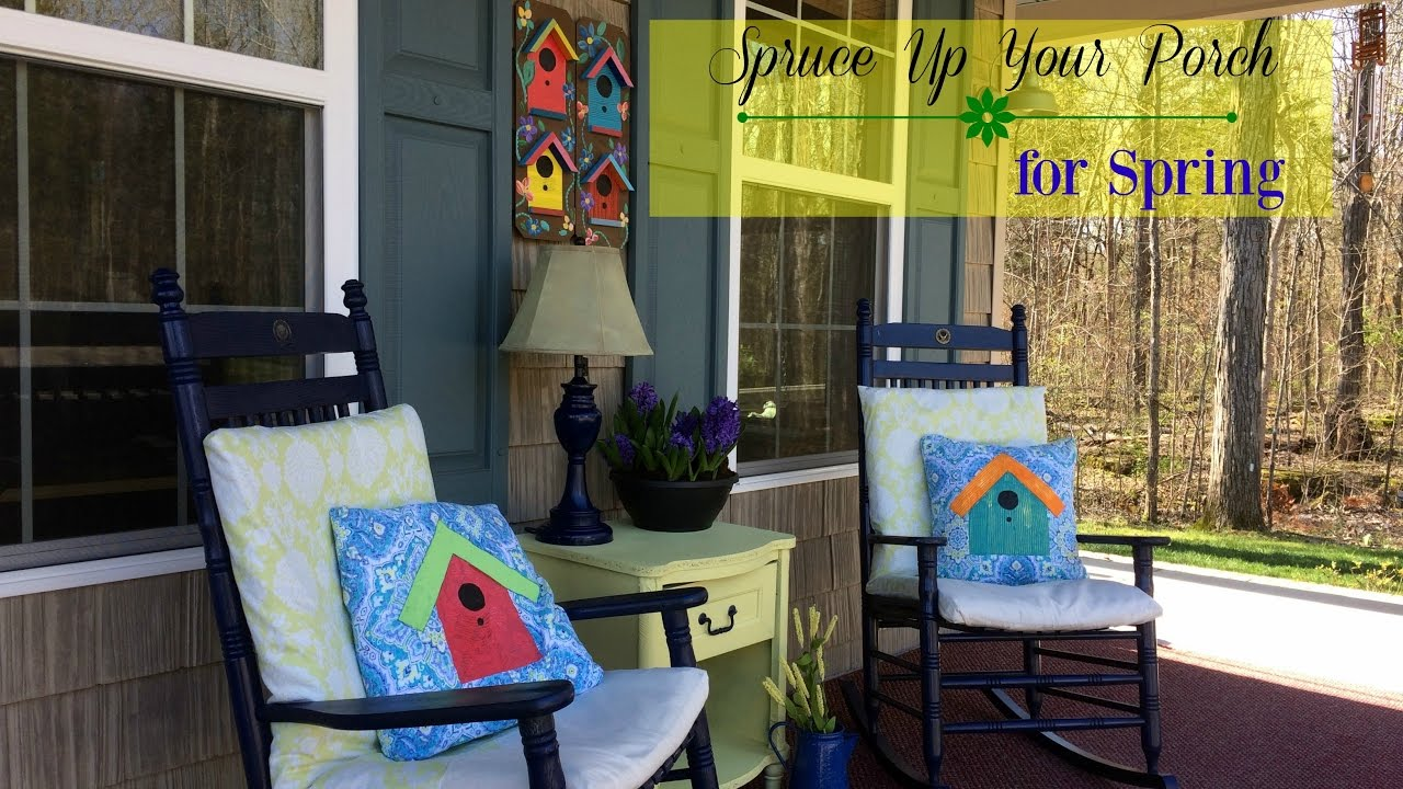 Front Porch Designs And Front Porch Ideas To Jazz Your Home - Home porch designs
