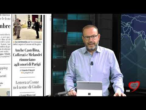 I giornali in edicola - la rassegna stampa 14/12/2020