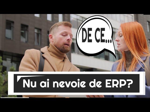 De ce nu ai nevoie de ERP?