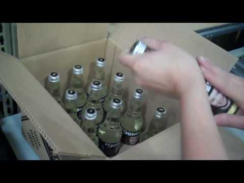 Jones Soda Custom Bottling