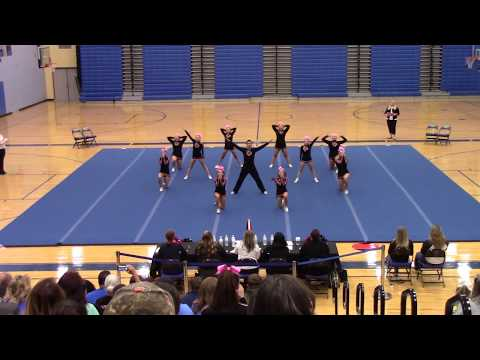 Brooke Point High School at The Battle of the Den Competition 2017
