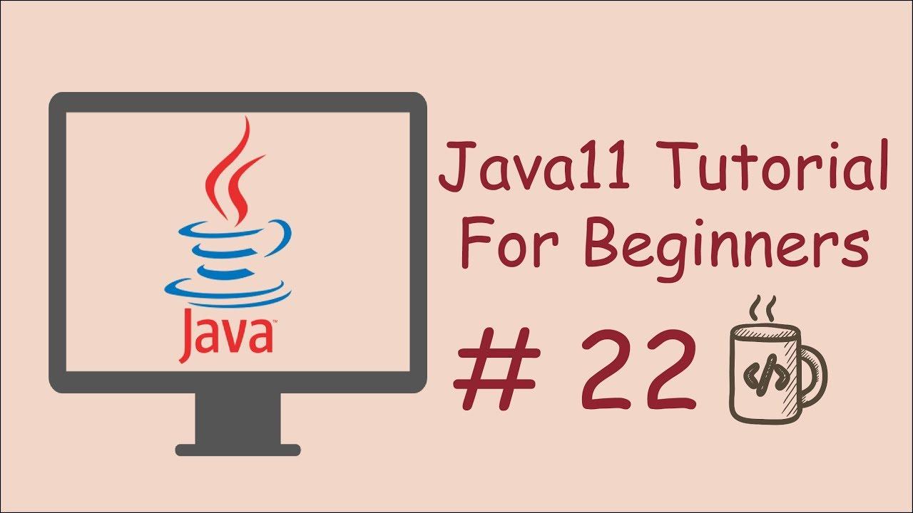 "Java Tutorial for Beginners - #22 - The ""Final"" Keyword"